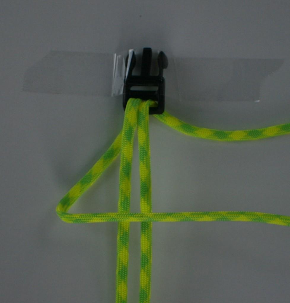 Phenomenal How To Make A Paracord Bracelet X Cords Short Hairstyles Gunalazisus