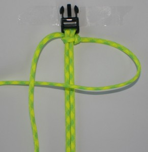 Learn paracord braiding,cobra pattern;cobra bracelet