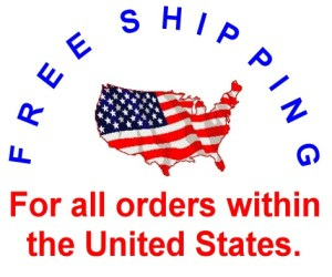 Free paracord shipping;USA made paracord