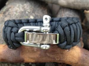 King Cobra bracelet;paracord bracelet;550 paracord bracelet
