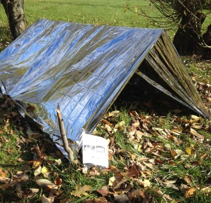 survival tent;emergency shelter;survival supplies