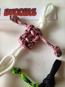 paracord girl instructions
