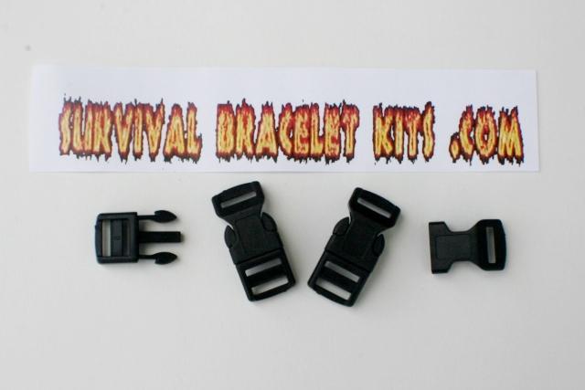 Paracord Bracelet Buckles