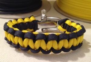 Wolverine Paracord Bracelet