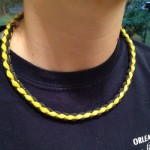 Paracord Necklace Wolverine