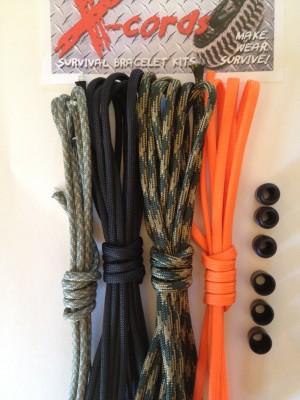 Make a Paracord Necklace Starter Kit