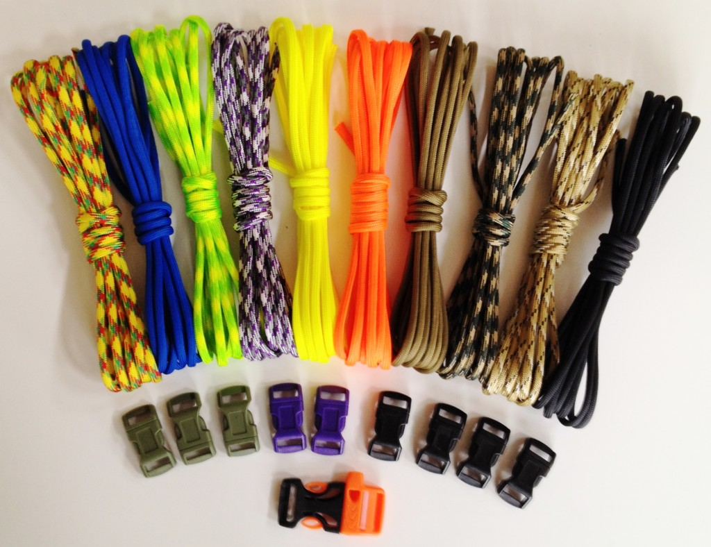 Paracord Bracelet Kit March Madness