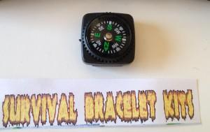 paracord bracelet compass