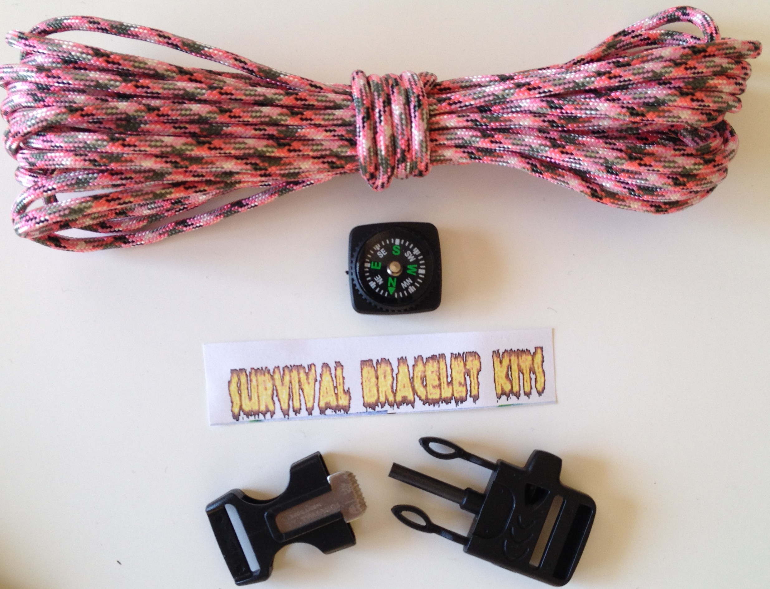 paracord bracelet kit for women