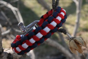 paracord bracelet buffalo bills