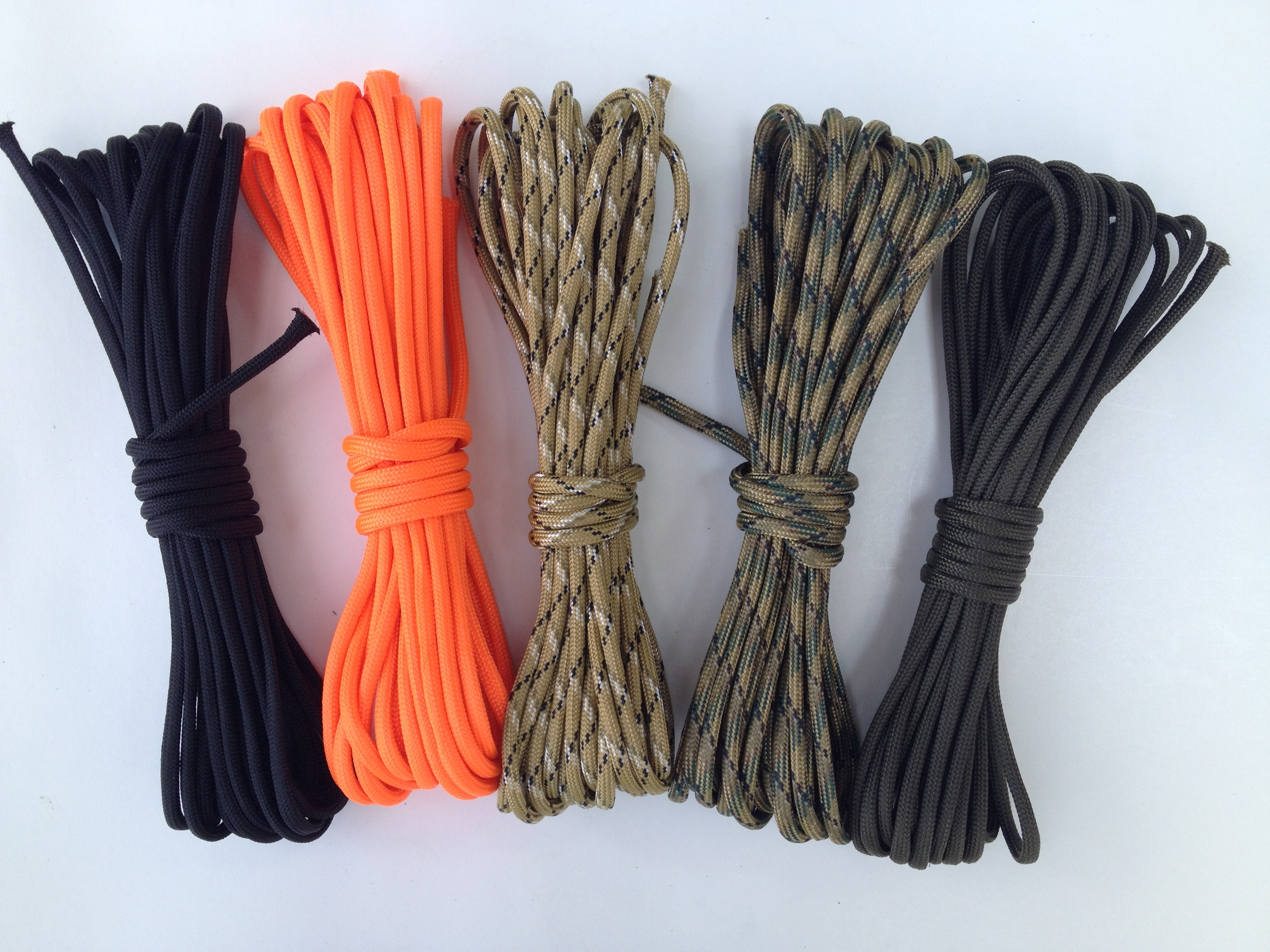 PARACORD 850 SAMPLE PACK 1
